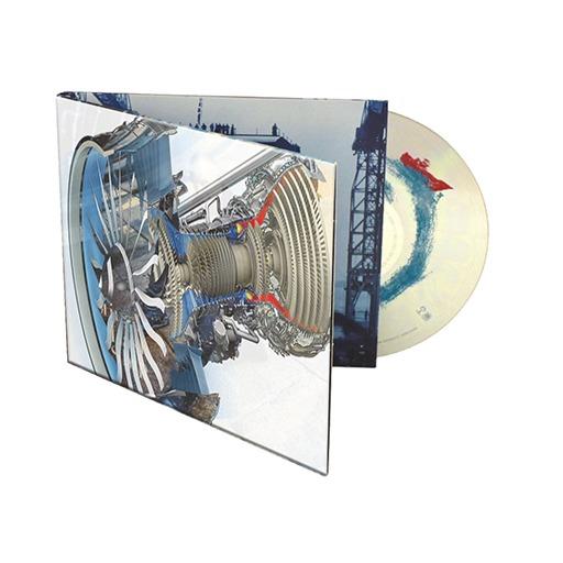 CD in Gatefold