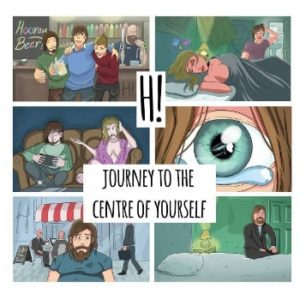 Journey To The Centre Of Yourself