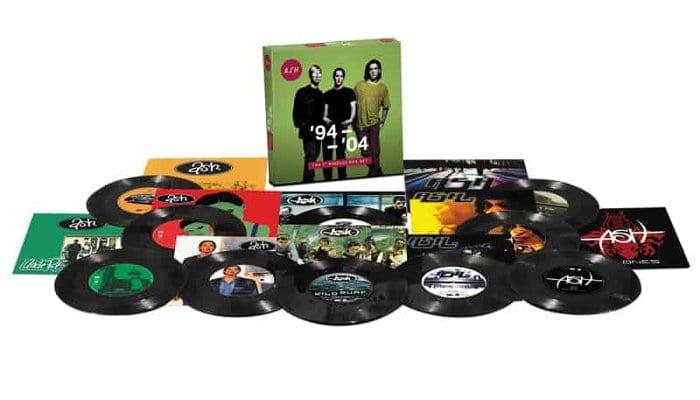Ash Vinyl Box Set