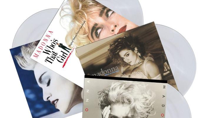 Madonna - Vinyl Reissue
