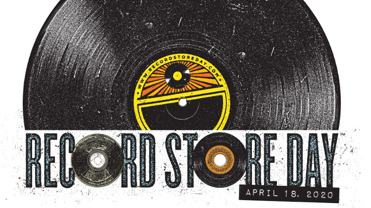 Record Store Day List