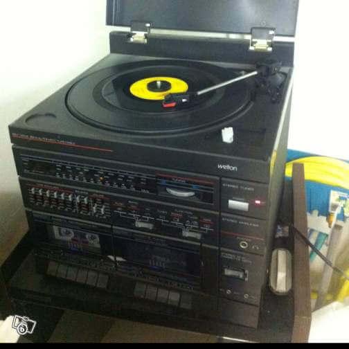 Chaine Vinyle Ampli Vinyle Quelle Installation Vinyle