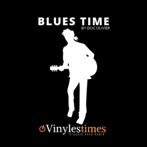 Blues Time By Doc Olivier.
