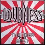 "21 janvier 1985 - Loudness sort l'album ""Thunder In the East"""