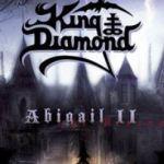 "29 Janvier 2002 - King Diamond sort l'album ""Abigail 2 - The Revenge"""