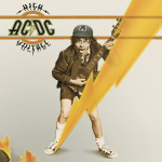 "30 Avril 1976 - AC/DC sort l'album ""High Voltage"""
