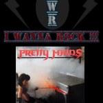 Retrouvez Jeudi 23 Mai la Playlist de Pierrick dans I Wanna Rock à 18 Heures.