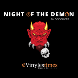 Night Of The Demon By Doc Olivier.