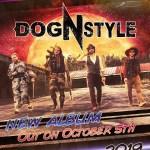 Dog'N'Style News/ Nouvel album le 5 octobre prochain
