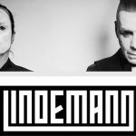 Lindemann en concert en Février 2020. Une Date à Paris.