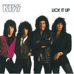 """18 Septembre 1983 - Kiss sort l'album """"Lick It Up"""""""