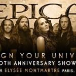 Epica - Paris 06 Octobre 2019