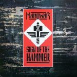 "15 Octobre 1984 - Manowar sort l'album ""Sign Of The Hammer"""