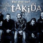 Takida - en concert à Paris - 01 Avril 2020.