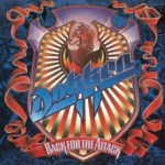 "02 Novembre 1987 - Dokken sort l'album ""Back For The Attack"""