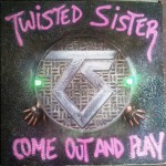 """09 Novembre 1985 - Twisted Sister sort l'album """"Come Out And Play"""""""