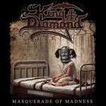 "King Diamond - Nouveau titre ""Masquerade Of Madness"" avant l'album."