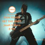 [Interview] - 213Rock Harrag Melodica reçoit Dan Fisher du groupe Get The Shotà 20 Heures.