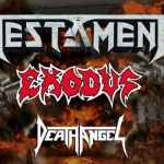 Testament - Paris on 01/03/20