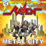"Raven - Nouvel album ""Metal City"" Ecoutez ""Top Of The Mountain."