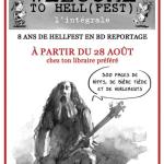 Welcome to Hellfest : L'intégrale. Commandez, Achetez cette BD !