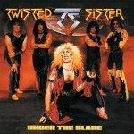 "18 Septembre 1982 - Twisted Sister sort l'album ""Under The Blade"""