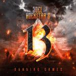 """Joel Hoekstra deuxième album, """"Running Games"""" le 12 février 2021."""
