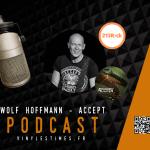 [Interview] - 213Rock Harrag Melodica - Wolf Hoffmann du groupe ACCEPT !