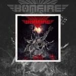 """Bonfire sort """"Love Don't Lie"""", tiré de leur nouveau disque """"Roots"""", qui sortira le 26 février prochain."""