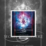 """Secret Sphere - Nouvel album """"Lifeblood"""" Ecoutez """"Lifeblood"""""""