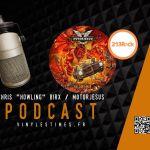 "[Interview] – 213Rock Harrag Melodica – Invité Chris ""Howling"" Birx / MOTORJESUS"