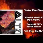 """Découvrez le single de Rick Altzi """"Into The Fire""""."""
