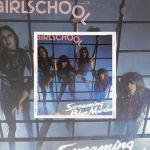 👉 [Chronique] – Girlschool – Screaming Blue Murder (1982) by Denis Labbé.