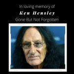 Une pensée pour Ken Hensley ! 🤘