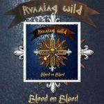 "👉 Running Wild - Nouvel album ""Blood On Blood"" le 29 Octobre."