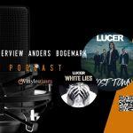 Last Ride - Podcast - Le Doc reçoit Anders Bogemark du groupe Lucer.