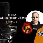 """Last Ride - Interview - Le Doc reçoit Christian """"Zouille"""" Augustin, Olivier Spitzer et Sébastien Bonnet de Sortilège."""