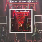 👉 [Chronique] – Accept – Restless And Wild (1982) by Denis Labbé.