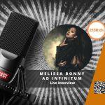 🎙 [Interview] – 213Rock Harrag Melodica reçoit Melissa Bonny du groupe AD Infinitum.