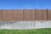 Ashland Privacy Fence Panels | SimTek Ashland Fence ...