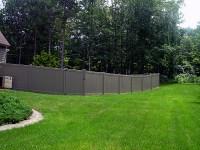 Rainier Privacy Fence | Vinyl Privacy Fencing |Vinyl Fence ...