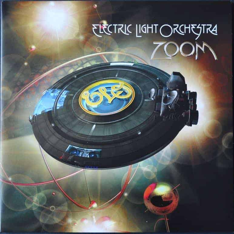 Electric Light Orchestra Zoom Lp