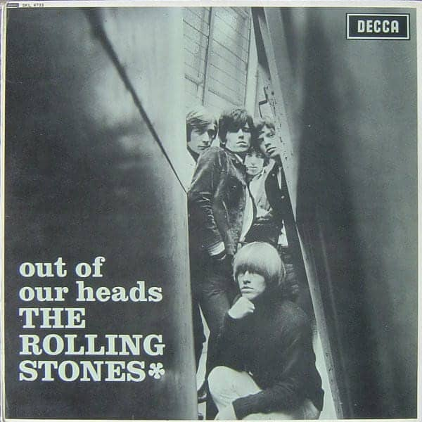The Rolling Stones – Out Of Our Heads (UK Pressing) - VINYL PUSSYCAT  RECORDS