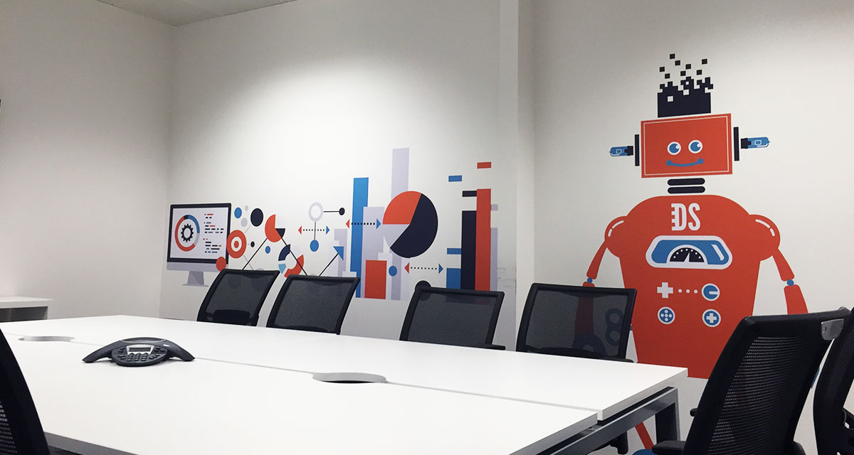 Office Graphics  Vinyl Revolution