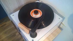 AKTION glänzendes Vinyl
