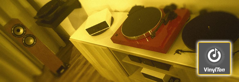 VinylTon Slider