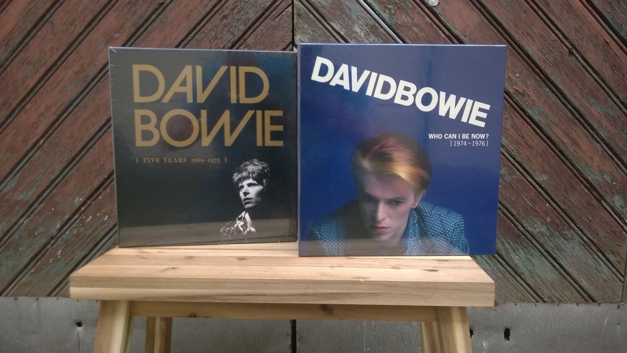 David Bowie – Gesammelte Werke!