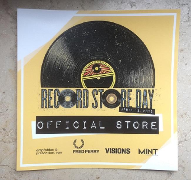 RecordStoreDay 2019 bei VinylTon