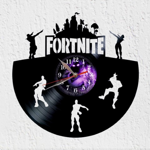 reloj Fortnite