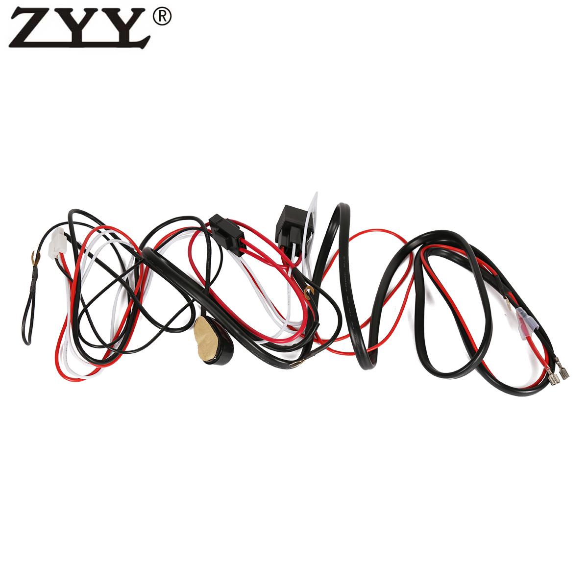Wiring Harness Kit Line 40A 12V Switch Relay Harness For